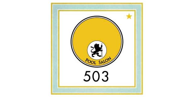 ロゴ-POOL SALON 503